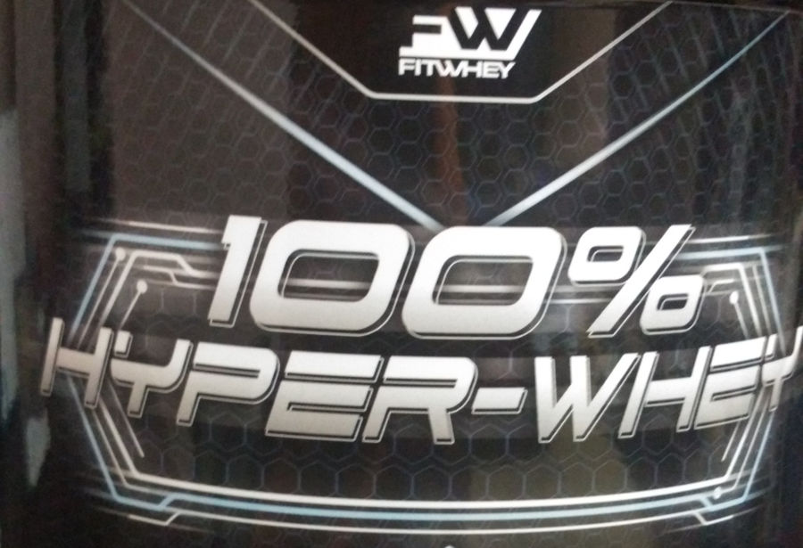 review fitwhey hyper whey